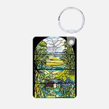 Holy City Memorial Window Keychains