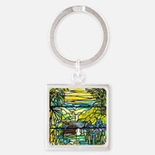 Holy City Memorial ... Square Keychain
