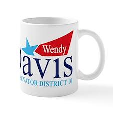 Wendy Davis Texas Senator Mug