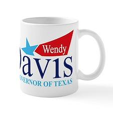 Wendy Davis for Governor Mug