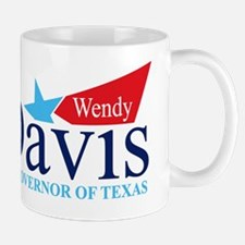 Wendy Davis for Governor Mug