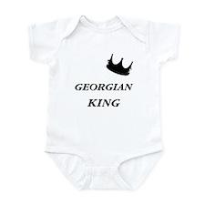 Georgian King Infant Bodysuit