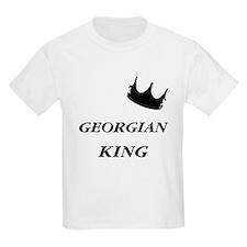 Georgian King T-Shirt