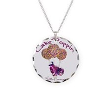 Cake Poppin Necklace