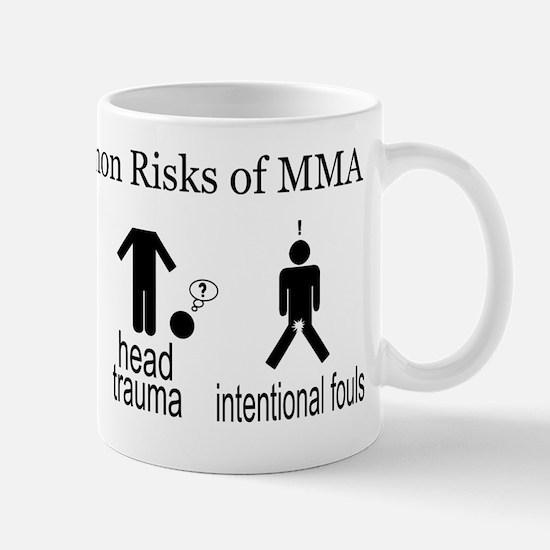 Risks of MMA Mug