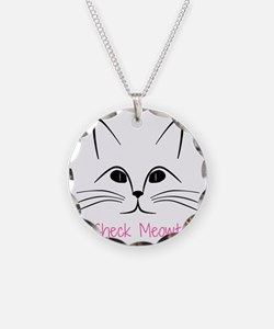 Check Meowt! Necklace