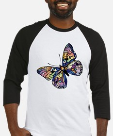 Exotic Butterfly Baseball Jersey