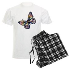 Exotic Butterfly Pajamas