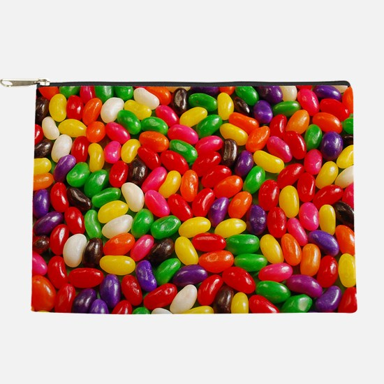 Colorful jellybeans Makeup Pouch