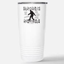 SQUATCHAHOLICS ANONYMOUS Travel Mug