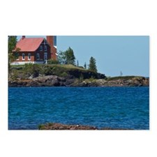 Eagle Harbor Lighthouse Postcards (Package of 8)