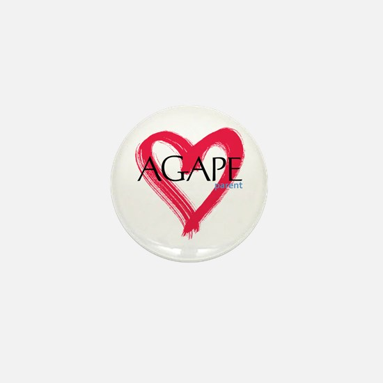 Agape Parent Collection Mini Button