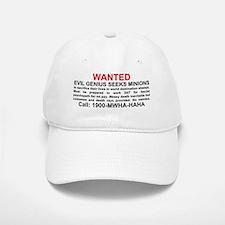 what I really need is minions Baseball Baseball Cap