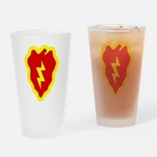 25th ID Drinking Glass