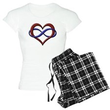 Polyamory Pride Designs Pajamas
