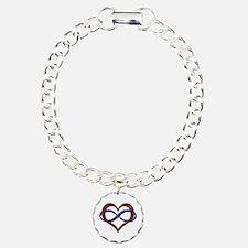Polyamory Pride Designs Bracelet
