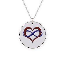 Polyamory Pride Designs Necklace