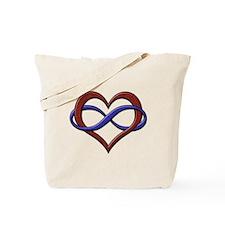 Polyamory Pride Designs Tote Bag