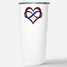 Polyamory Pride Designs Travel Mug