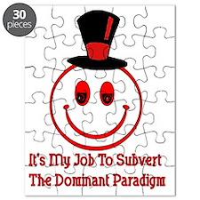 Subvert Dominant Paradigm Puzzle