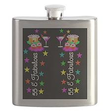ELEGANT 55TH Flask