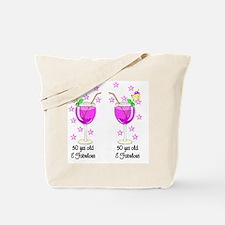 WILD 50TH Tote Bag