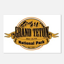 grand teton 2 Postcards (Package of 8)