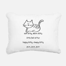 sknew Rectangular Canvas Pillow