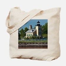 Onondaga Lighthouse Tote Bag