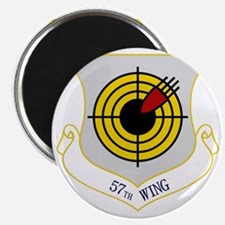 57th Wing Magnet