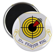 57th Fighter Wing Magnet