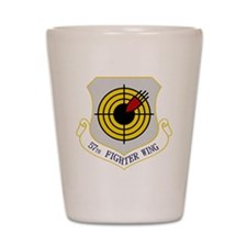57th Fighter Wing Shot Glass