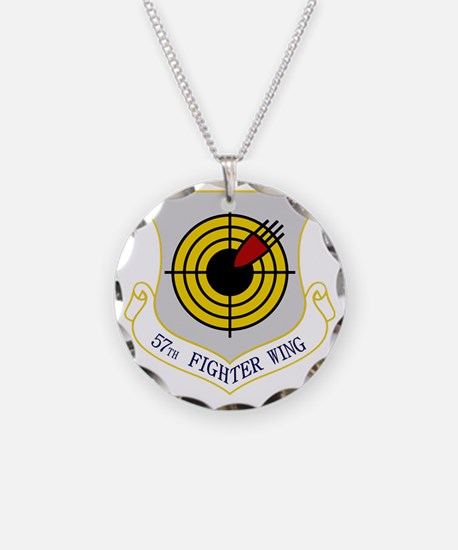 57th Fighter Wing Necklace