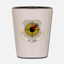 57th Wing Shot Glass
