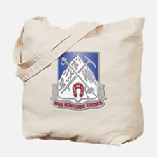DUI - 2nd Bn - 87th Infantry Regiment Tote Bag