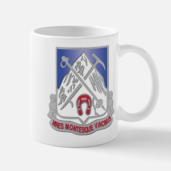 DUI - 2nd Bn - 87th Infantry Regiment Mug