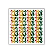 """100 Square Sticker 3"""" x 3"""""""
