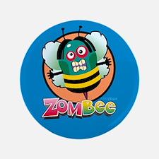 """Zombee 3.5"""" Button"""