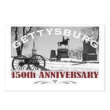 Civil War Gettysburg 150  Postcards (Package of 8)