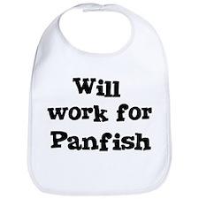 Will work for Panfish Bib