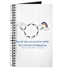 Cute Greyhounds Journal