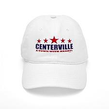 Centerville A Town With Heart Baseball Cap