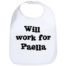 Will work for Paella Bib