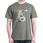 Bombing Democracy T-Shirt (Dark)