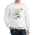 Bombing Democracy Sweatshirt