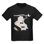 Bombing Democracy Kids T Shirt (Dark)