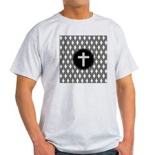 Retired Religious Argyle 2 T-Shirt