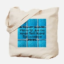 retired teacher tiles blanket Tote Bag