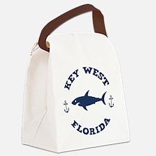 shark-keywest-LTT Canvas Lunch Bag