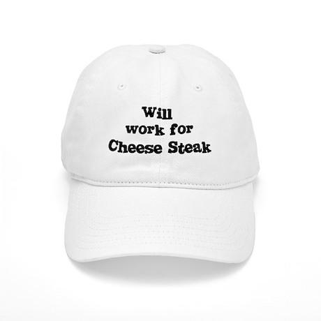 Will work for Cheese Steak Cap